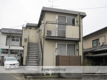 京都府京都市左京区、一乗寺駅徒歩17分の築31年 2階建の賃貸アパート