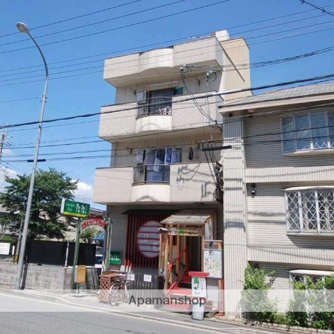 京都府京都市北区、北山駅徒歩28分の築29年 3階建の賃貸マンション