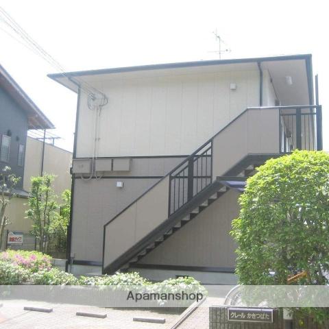 京都府京都市北区、松ヶ崎駅徒歩34分の築21年 2階建の賃貸アパート