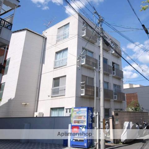 京都府京都市北区、二軒茶屋駅徒歩29分の築31年 4階建の賃貸マンション