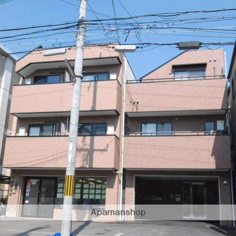京都府京都市北区、二軒茶屋駅徒歩37分の築11年 3階建の賃貸マンション