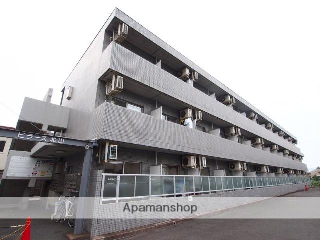 京都府京都市左京区、修学院駅徒歩13分の築20年 3階建の賃貸マンション
