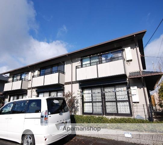 京都府京都市左京区、岩倉駅徒歩7分の築23年 2階建の賃貸アパート