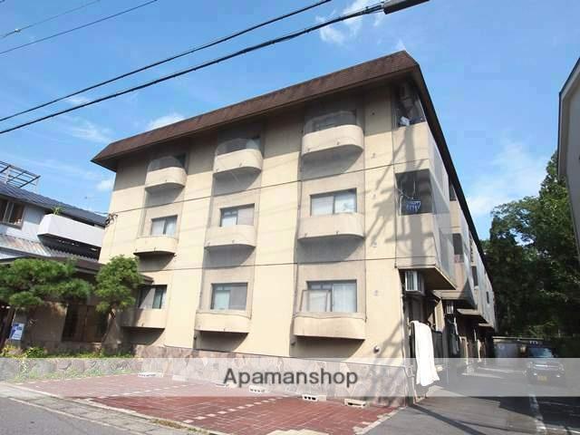 京都府京都市北区、二軒茶屋駅徒歩29分の築34年 3階建の賃貸マンション