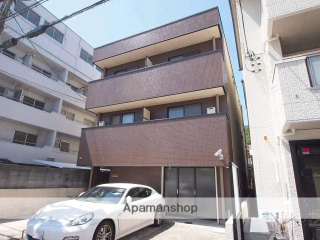 京都府京都市北区、松ヶ崎駅徒歩20分の築9年 3階建の賃貸マンション