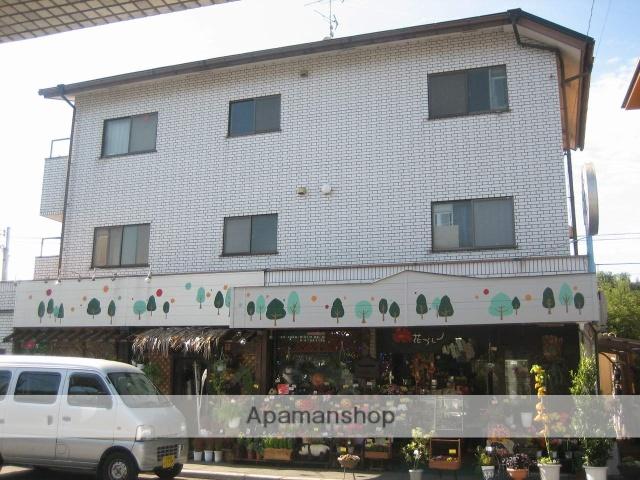 京都府京都市左京区、三宅八幡駅徒歩8分の築32年 3階建の賃貸マンション