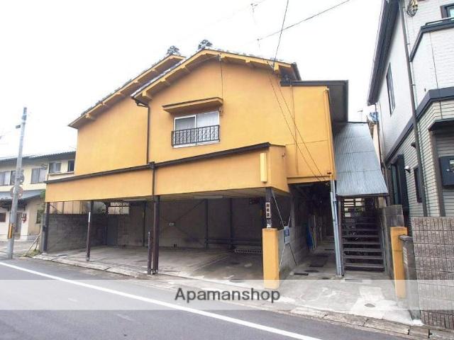 京都府京都市北区、松ヶ崎駅徒歩20分の築36年 2階建の賃貸アパート
