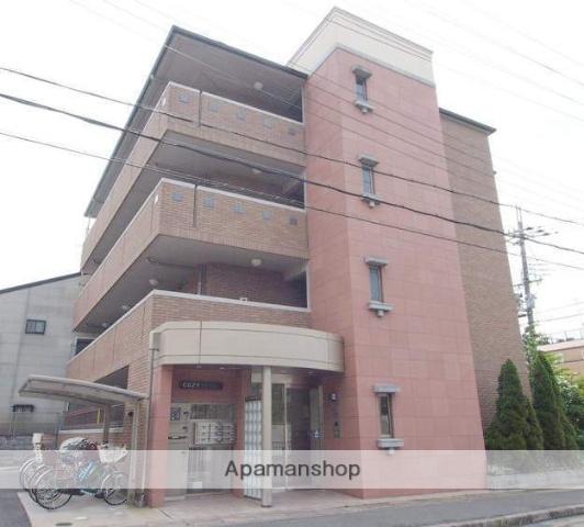 京都府京都市北区、松ヶ崎駅徒歩20分の築11年 4階建の賃貸マンション