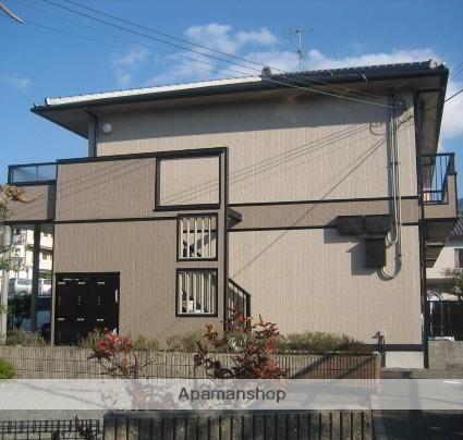 京都府京都市左京区、岩倉駅徒歩9分の築19年 2階建の賃貸アパート