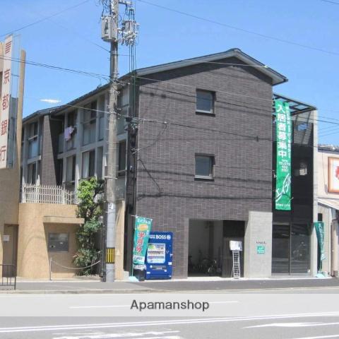京都府京都市北区、北山駅徒歩16分の築6年 3階建の賃貸マンション