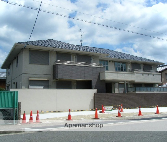京都府京都市左京区、一乗寺駅徒歩21分の築6年 2階建の賃貸アパート