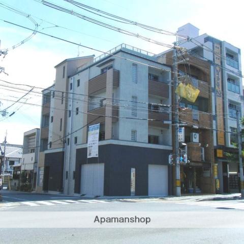 京都府京都市北区、北山駅徒歩17分の築6年 4階建の賃貸マンション