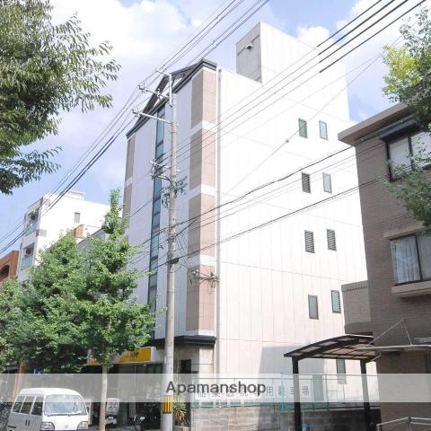 京都府京都市北区、北山駅徒歩17分の築18年 5階建の賃貸マンション