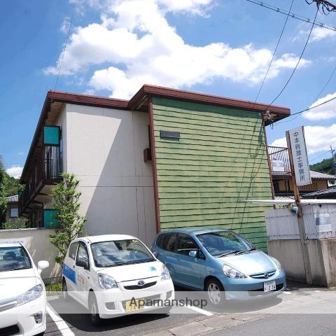 京都府京都市北区、松ヶ崎駅徒歩25分の築31年 2階建の賃貸アパート