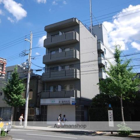 京都府京都市左京区、松ヶ崎駅徒歩9分の築19年 5階建の賃貸マンション