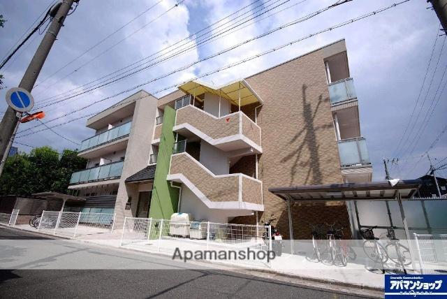 京都府京都市北区、北大路駅徒歩9分の築9年 3階建の賃貸マンション