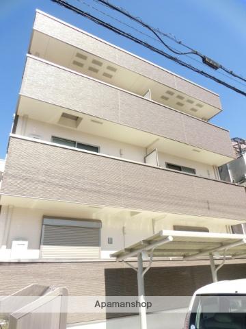 大阪府大阪市東淀川区、相川駅徒歩6分の築1年 3階建の賃貸アパート