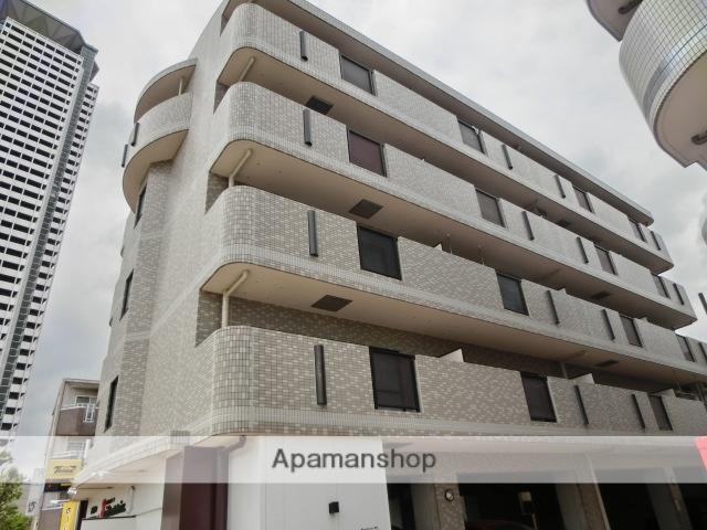 大阪府吹田市、吹田駅徒歩2分の築21年 5階建の賃貸マンション