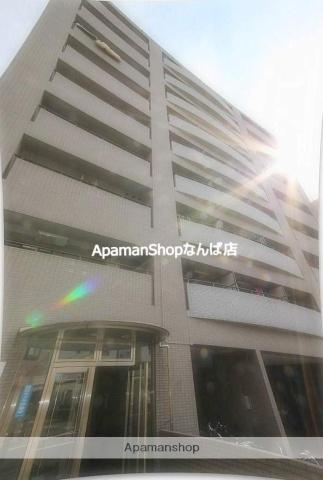 大阪府大阪市浪速区、JR難波駅徒歩3分の築16年 9階建の賃貸マンション