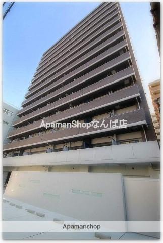 大阪府大阪市浪速区、芦原橋駅徒歩9分の築5年 14階建の賃貸マンション