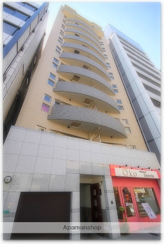 大阪府大阪市浪速区、難波駅徒歩14分の築9年 12階建の賃貸マンション
