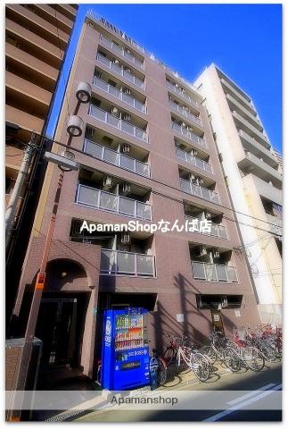 大阪府大阪市浪速区、JR難波駅徒歩2分の築15年 9階建の賃貸マンション