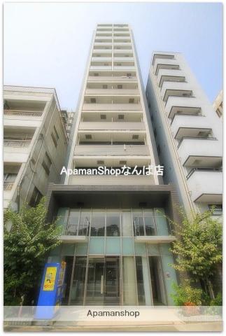 大阪府大阪市浪速区、難波駅徒歩10分の築5年 15階建の賃貸マンション