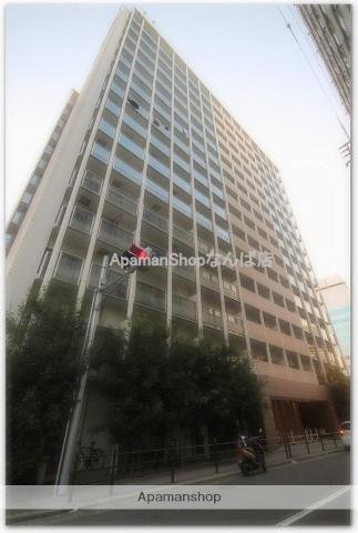 大阪府大阪市西区、中之島駅徒歩7分の築10年 15階建の賃貸マンション