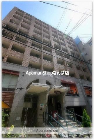 大阪府大阪市西区、心斎橋駅徒歩10分の築15年 14階建の賃貸マンション
