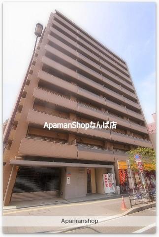大阪府大阪市西成区、萩ノ茶屋駅徒歩4分の築14年 11階建の賃貸マンション