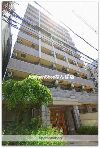 大阪府大阪市浪速区、難波駅徒歩12分の築10年 10階建の賃貸マンション