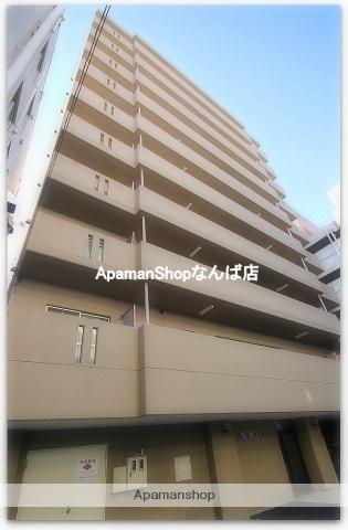 大阪府大阪市西区、心斎橋駅徒歩13分の築27年 10階建の賃貸マンション