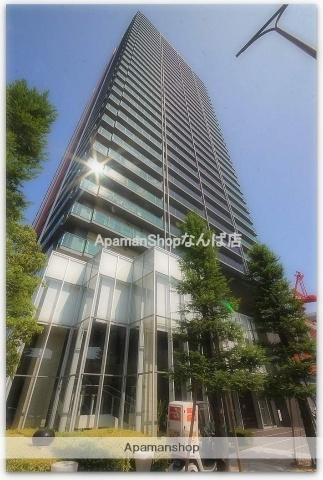 大阪府大阪市浪速区、難波駅徒歩9分の築6年 33階建の賃貸マンション