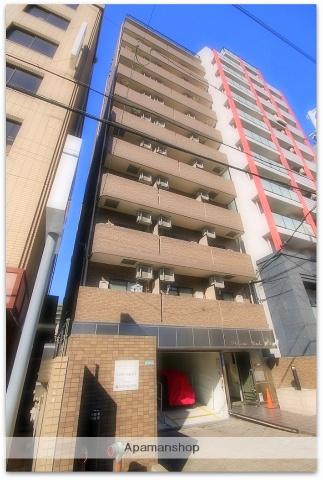 大阪府大阪市浪速区、JR難波駅徒歩7分の築17年 12階建の賃貸マンション