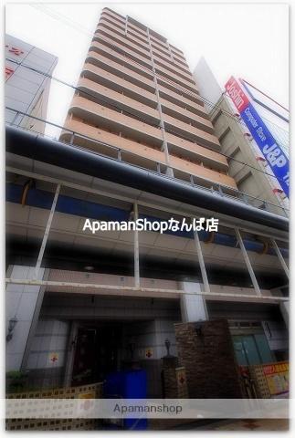 大阪府大阪市浪速区、新今宮駅徒歩10分の築6年 15階建の賃貸マンション