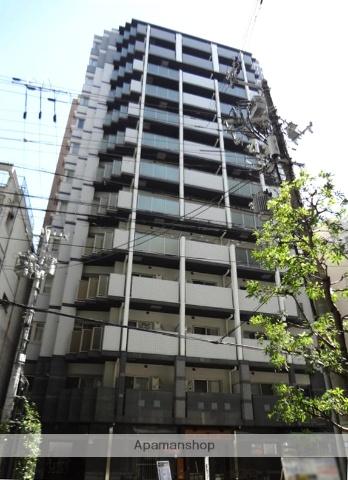 大阪府大阪市西区、本町駅徒歩5分の築8年 13階建の賃貸マンション