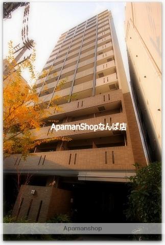 大阪府大阪市西区、肥後橋駅徒歩6分の築9年 15階建の賃貸マンション