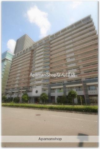 大阪府大阪市浪速区、JR難波駅徒歩2分の築10年 14階建の賃貸マンション
