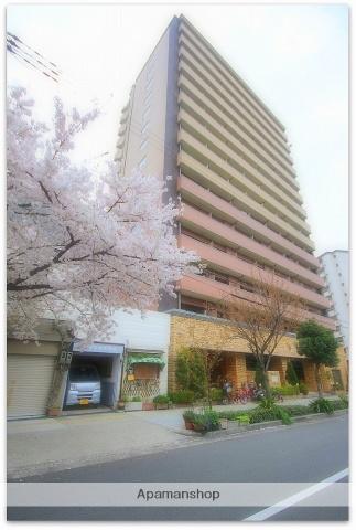 大阪府大阪市浪速区、今宮駅徒歩3分の築8年 15階建の賃貸マンション