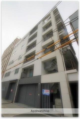 大阪府大阪市西区、桜川駅徒歩4分の築21年 6階建の賃貸マンション