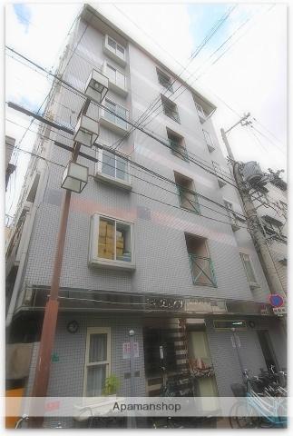 大阪府大阪市浪速区、難波駅徒歩18分の築22年 8階建の賃貸マンション