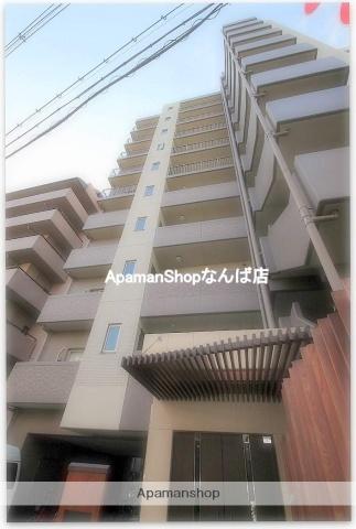 大阪府大阪市浪速区、JR難波駅徒歩6分の築8年 12階建の賃貸マンション