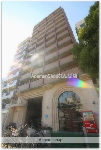 大阪府大阪市浪速区、難波駅徒歩5分の築10年 13階建の賃貸マンション