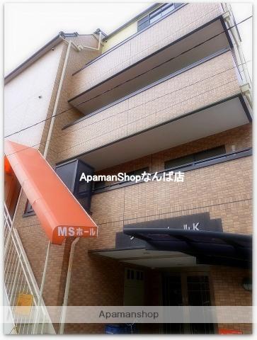 大阪府大阪市阿倍野区、寺田町駅徒歩3分の築20年 5階建の賃貸マンション