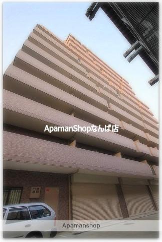 大阪府大阪市浪速区、JR難波駅徒歩5分の築20年 11階建の賃貸マンション