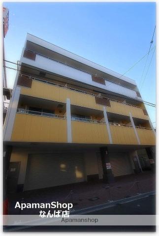 大阪府大阪市浪速区、難波駅徒歩18分の築3年 1階建の賃貸マンション
