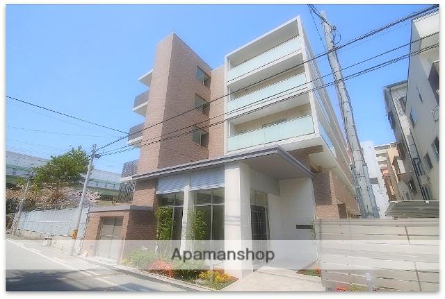 大阪府大阪市西成区、岸里玉出駅徒歩10分の築3年 5階建の賃貸マンション