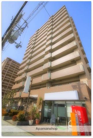 大阪府大阪市浪速区、JR難波駅徒歩6分の築20年 13階建の賃貸マンション