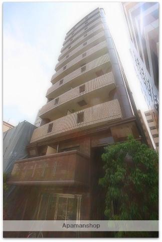 大阪府大阪市西区、肥後橋駅徒歩13分の築19年 11階建の賃貸マンション