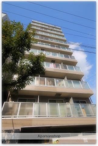 大阪府大阪市浪速区、JR難波駅徒歩11分の築19年 11階建の賃貸マンション